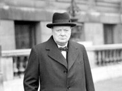 Sir Winston Churchill (PA)