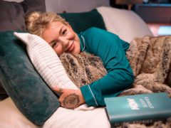 Award-winning actress Sheridan Smith will narrate a series of 'sleep stories' for streaming service Now (Now/PA)