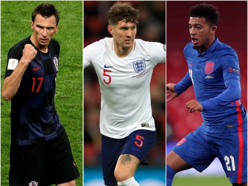 Croatia and England meet again in the opening Group D fixture of the European Championship (PA)