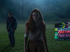 Star of Netflix horror trilogy Fear Street Sadie Sink said the films' handling of LGBT representation is 'groundbreaking' (Jessica Miglio/Netflix/PA)
