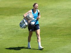 Heather Knight and her side will face a used wicket for their Test match in Bristol (Ashley Allen/ECB)