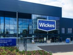 Wickes hailed 'notably strong' sales in April (Wickes/PA)