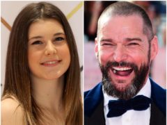 British diver Andrea Spendolini-Sirieix, left, is the daughter of First Dates star Fred Sirieix (PA)