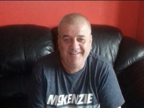 Police have arrested a 36-year-old man in the London area over the death of Ian Menzies (Police Scotland/PA)