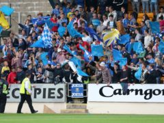 St Johnstone fans will see European football (Andrew MIlligan/PA)