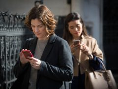 Vodafone said service revenues grew 2.5% in the three months to the end of June (Stefan Rousseau/PA)