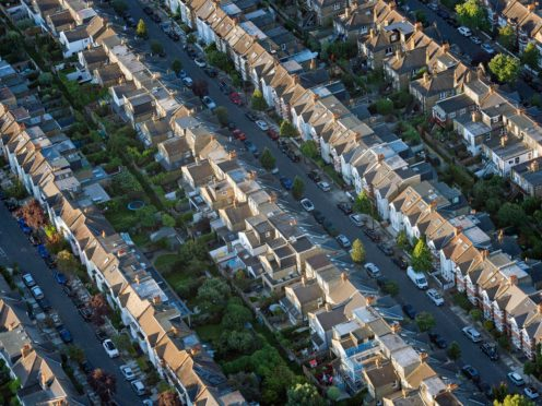 An array of organisations and experts are joining forces in a push to tackle the UK's 'housing crisis', Nationwide Building Society has announced (Victoria Jones/PA)