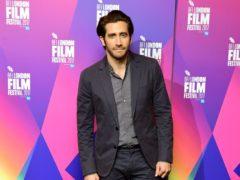 Jake Gyllenhaal (Ian West/PA)