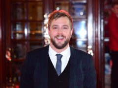 Iain Stirling has said his new comedy series, Buffering, is based around his time on children's TV and other life experiences (Ian West/PA)