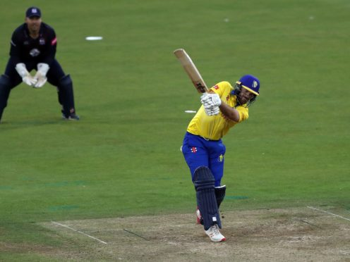 Graham Clark top scored with 141 as Durham posted their highest total in the Royal London Cup (Scott Heppell/PA)
