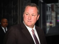 Newcastle owner Mike Ashley has stepped up his battle with the Premier League (Kirsty O'Connor/PA)