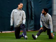 Virgil Van Dijk (left) and Joe Gomez will begin pre-season training at Liverpool's Austrian camp on Monday (Martin Rickett/PA)