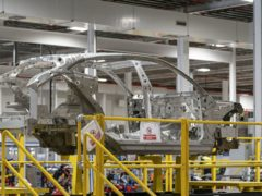Aston Martin sold more than 1,500 DBX vehicles (Aston Martin/PA)