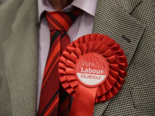 """The Labour leader pledged to make the nation """"the best place to work"""" (Daniel Leal-Olivas/PA)"""
