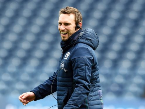 Mike Blair has been appointed head coach of Edinburgh (Ian Rutherford/PA)
