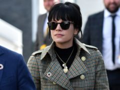 Lily Allen says going sober was her best decision (Jacob King/PA)