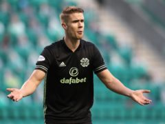 Celtic defender Kristoffer Ajer has signed a five-year contract with Brentford (Andrew Milligan/PA)
