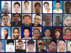 A total of 39 Vietnamese men, women and children died in the people smuggling operation (Essex Police/PA)
