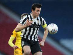 St Mirren's Joe Shaughnessy netted late on (Jane Barlow/PA)