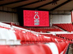 Nottingham Forest's final pre-season friendly against Burnley has been cancelled because of cases of Covid-19 at the club (Barrington Coombs/PA)