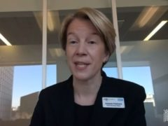 Amanda Pritchard has been appointed chief executive of NHS England (PA)