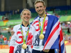 British cycling's golden couple will look to make history at the Tokyo Olympics next month (David Davies/PA)