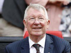 Sir Alex Ferguson won 10 major trophies in eight years at Aberdeen (Martin Rickett/PA)