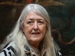 Professor Dame Mary Beard (Dominic Lipinski/PA)