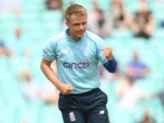 Sam Curran took five wickets for England (Nigel French/PA)