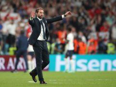 England manager Gareth Southgate (Nick Potts/PA)