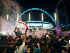 England will play Italy in the Euro 2020 final on Sunday evening, but what else is on TV that evening? (Zac Goodwin/PA)