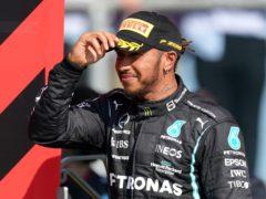 The boss of the Saudi Arabia GP is prepared to meet with Lewis Hamilton (Tim Goode/PA)