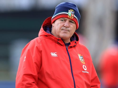 British and Irish Lions boss Warren Gatland, pictured, is understood to be angry with the appointment of a South African Television Match Official for the first Test match against the Springboks (David Rogers)
