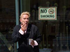 John Lydon (Dominic Lipinski/PA)