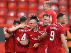 Aberdeen start their cinch Premiership campaign with a home match against Dundee United (Steve Welsh/PA)