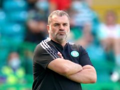 Celtic's players need to help themselves says manager Ange Postecoglou (Jane Barlow/PA)
