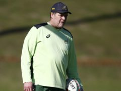 Rassie Erasmus, pictured, took the focus off the Springboks ahead of their second-Test win over the British and Irish Lions (Steve Haag/PA)