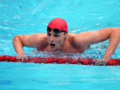 Duncan Scott can become the first Briton to win four Olympic gold medals at a single Games (Joe Giddens/PA)