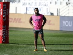 Siya Kolisi, pictured, has further inflamed refereeing tensions ahead of Saturday's second Test with the British and Irish Lions (Steve Haag/PA)