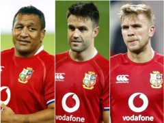 Mako Vunipola, Conor Murray and Chris Harris have been drafted in for the second Test (Steve Haag/PA)