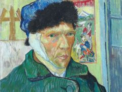 The exhibition brings together several of van Gogh's self-portraits (The Courtauld/PA)