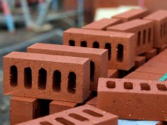 The construction industry has reported a shortage of skilled workers, including bricklayers (David Davies/PA)
