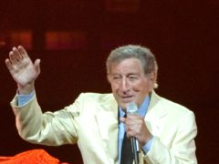 Crooner Tony Bennett has retired from performing, his son said (Anthony Devlin/PA)