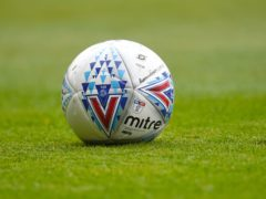 Arbroath won 3-0 at Dunfermline (Joe Giddens/PA)