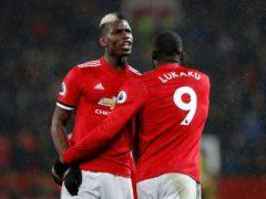 Paul Pogba and Romelu Lukaku both made returns to former clubs (Martin Rickett/PA)