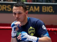 Josh Warrington is on the comeback trail when he faces Mauricio Lara ford the second time on Saturday (Richard Sellers/PA)