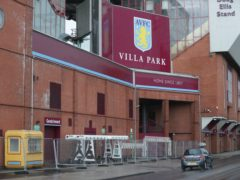 Aston Villa have signed Leon Bailey (David Davies/PA)