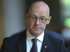 Deputy First Minister John Swinney (Fraser Bremner/Scottish Daily Mail/PA)