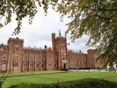 Queen's University in Belfast (Liam McBurney/PA)
