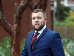 Pc Declan Jones assaulted two members of the public on consecutive days during the first coronavirus lockdown (Steve Parsons/PA)